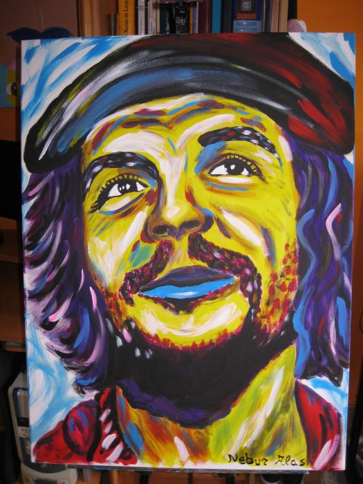 Che Guevara par NeburAlas
